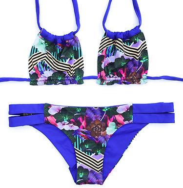 Crasqui Bikini (Dark Orchids)
