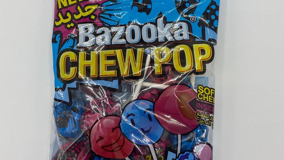 Chew pop share bag