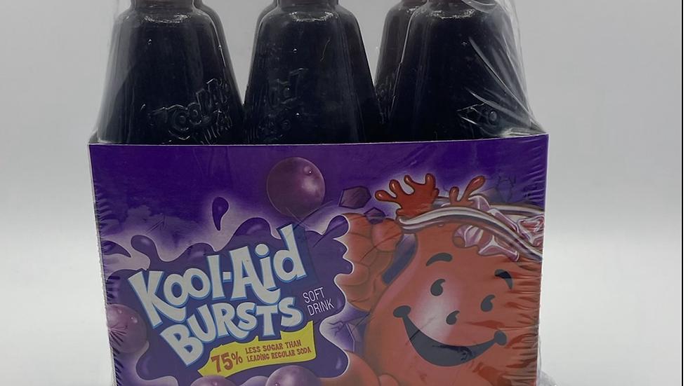 Kool-aid bursts grape