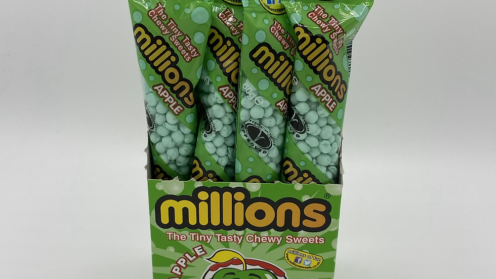 Apple millions