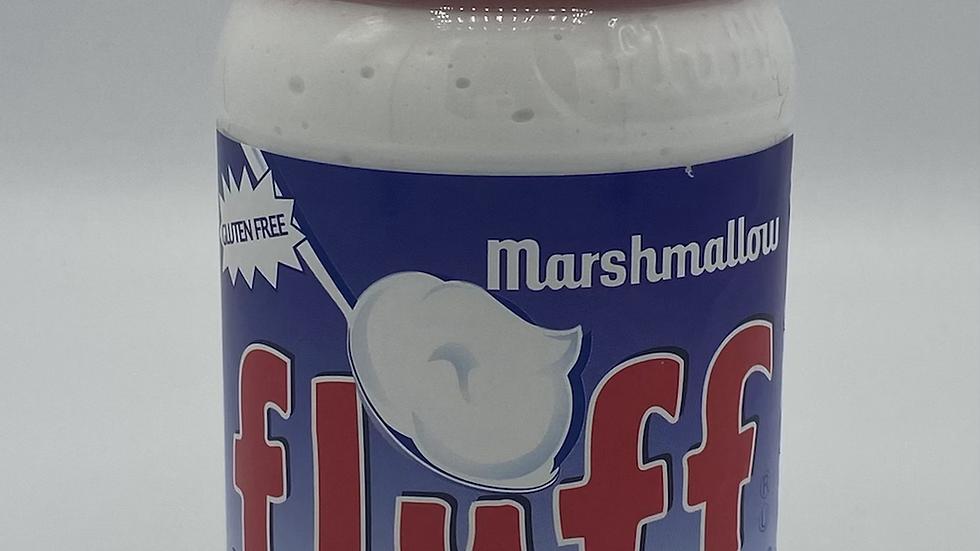 Marshmallow fluffy stuff