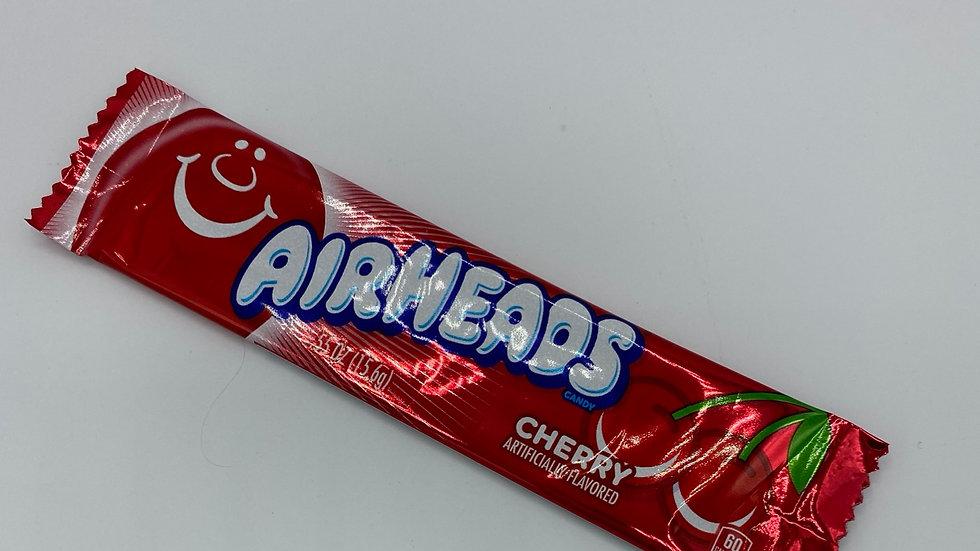 Airheads cherry chew bar