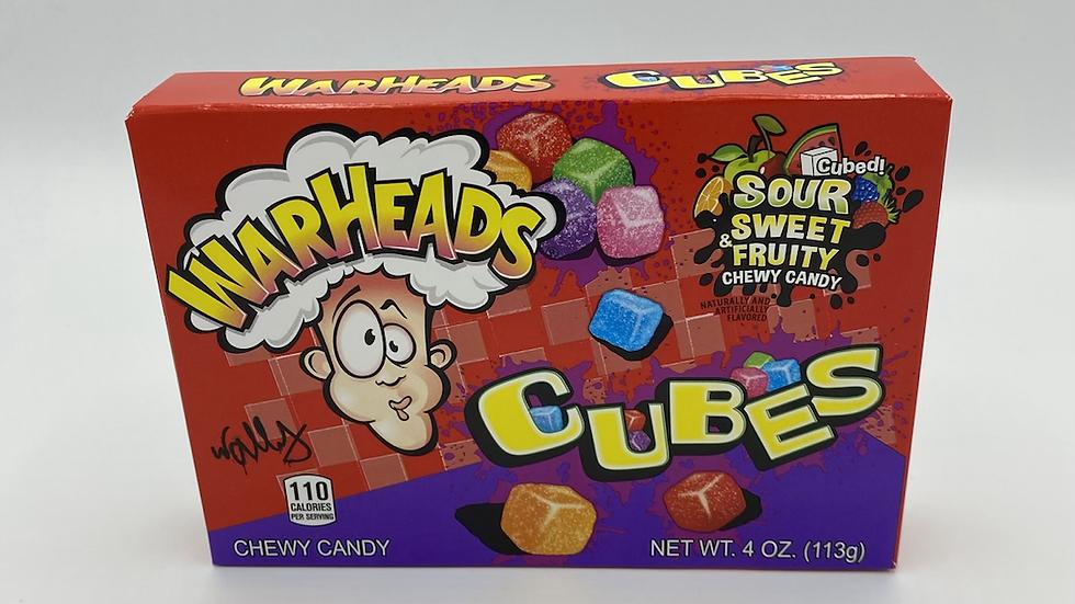 Warhead cubes