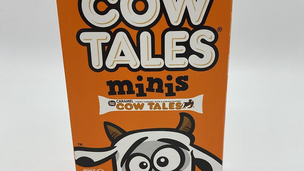 Mini cow tales cinema box