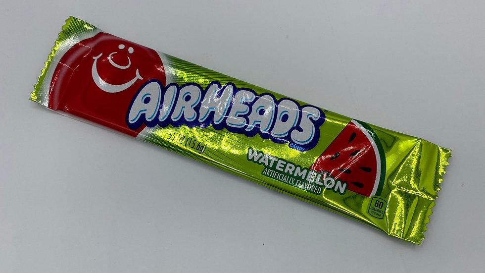 Airheads watermelon chew bar