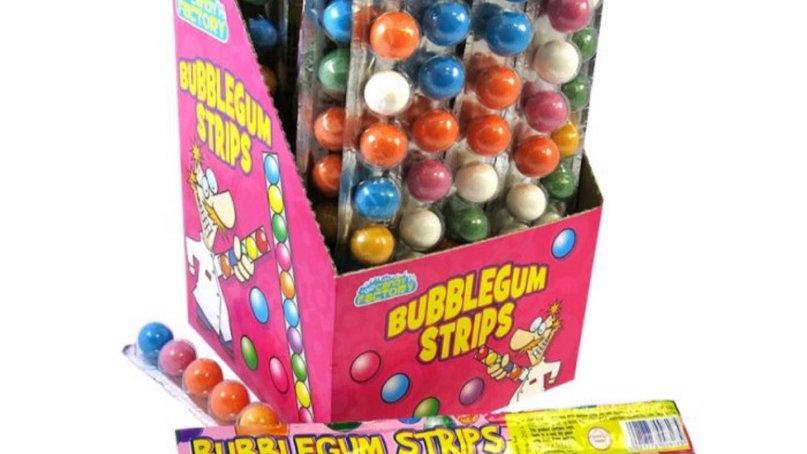 Bubblegum strips
