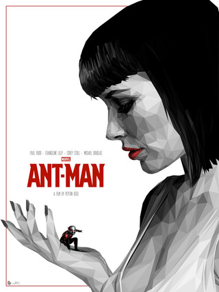Official poster for Ant-Man