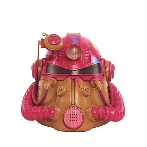 Fallout76 custom helmet