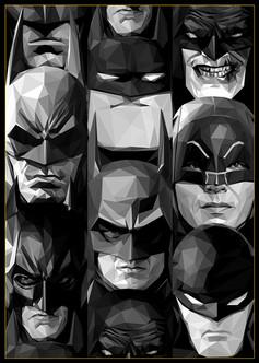 All the Batmen