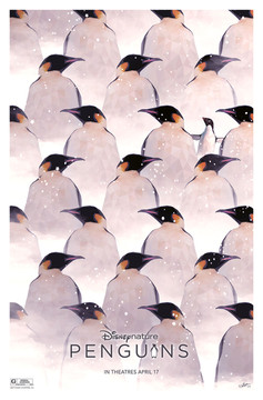 Simon Delart - Poster Posse - Penguins L