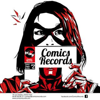 Comics Records