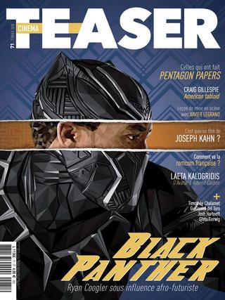 Cover for Cinema Teaser