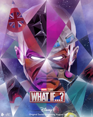 What if...? Poster officiel