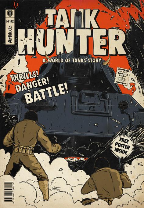 World of Tanks Comic Book