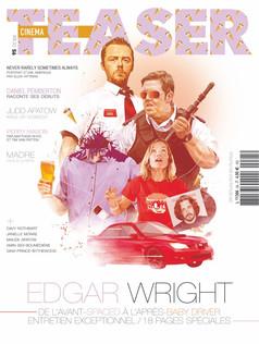Cinema Teaser - Cover