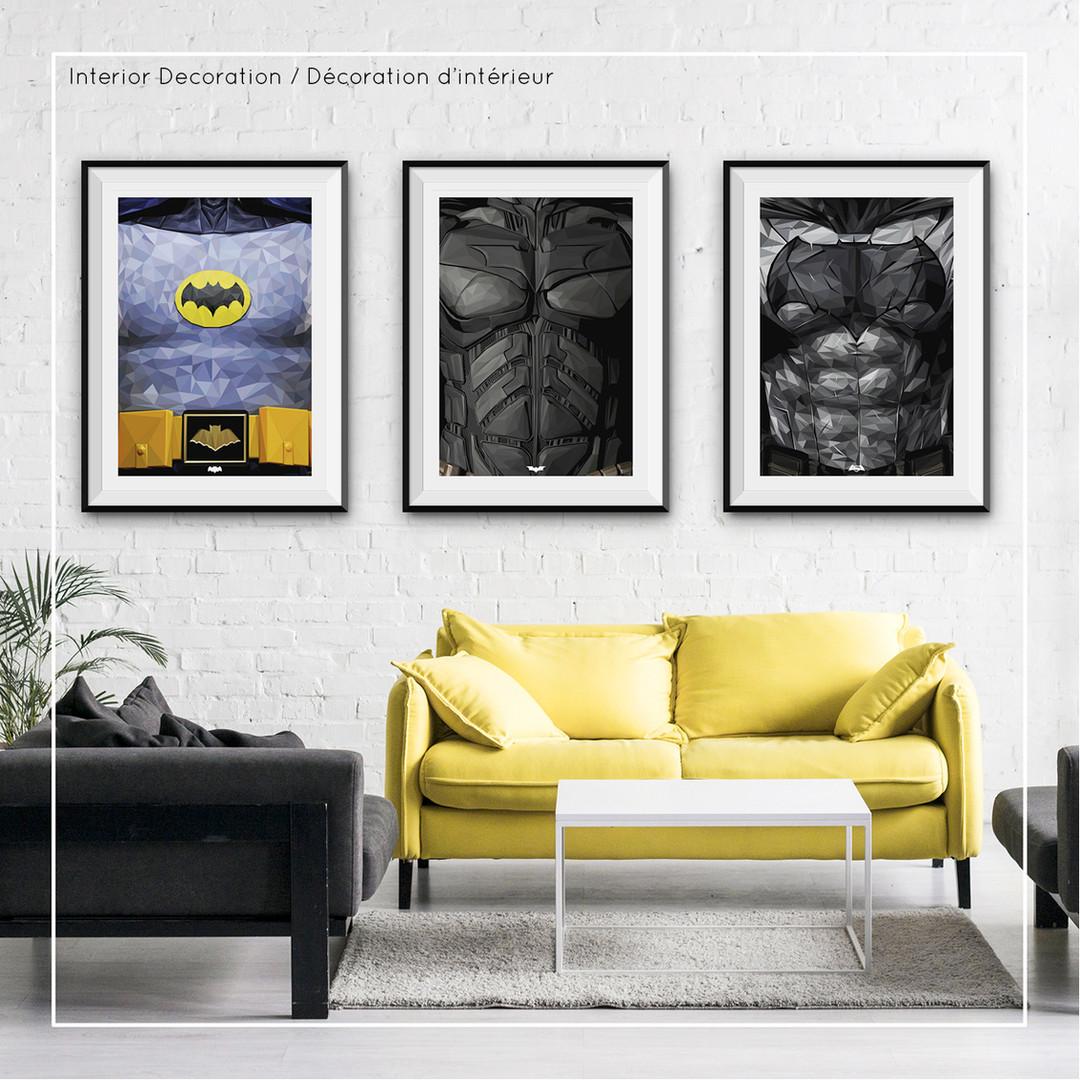 Interior decoration / Décoration d'intérieur