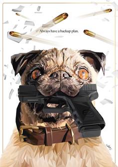 Official poster for Kingsman 2