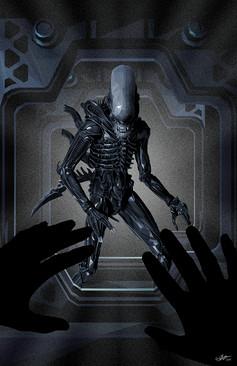 Official poster for Alien