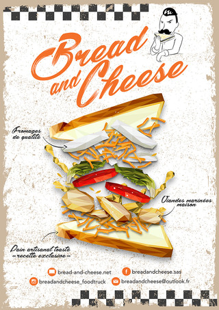 Bread and Cheese poster