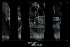 Simon Delart - PP - Armor Battle - 24x36