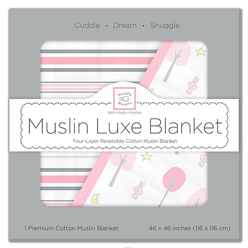 Muslin Luxe Blanket - Thicket