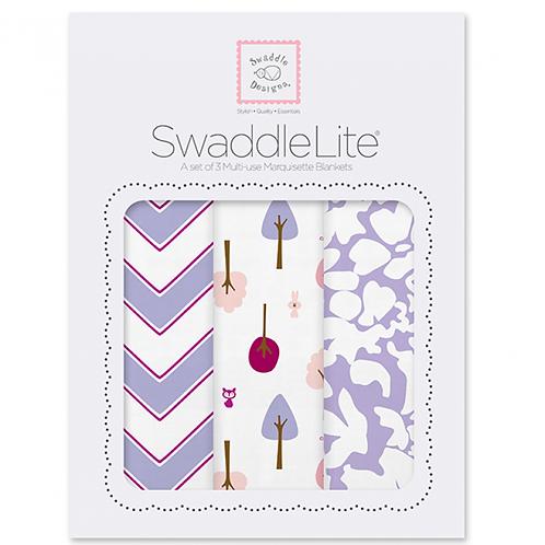 SwaddleLite - Chevron (Set of 3)