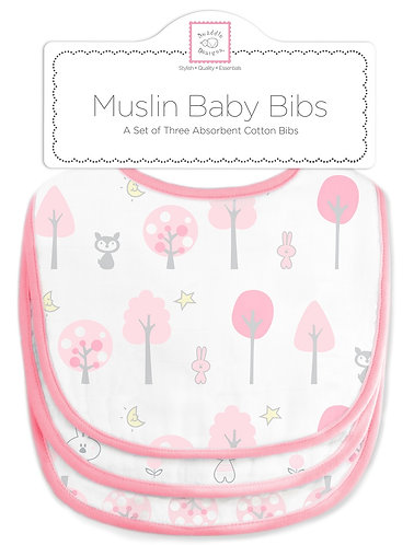 Baby Bibs - Thicket (Set of 3)