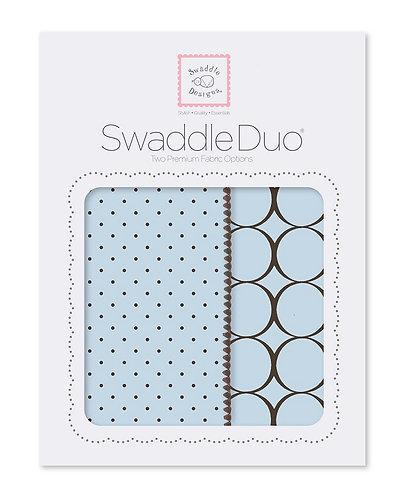 SwaddleDuo - Modern (Set of 2)