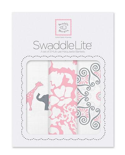 SwaddleLite - Lush (Set of 3)