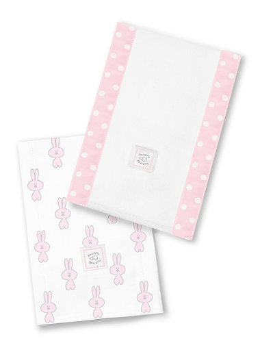 Baby Burpies - Little Bunnie (Set of 2)