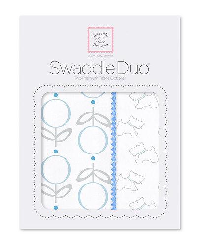 SwaddleDuo - Little Doggie (Set of 2)