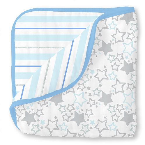 Muslin Luxe Blanket - Starshine Shimmer