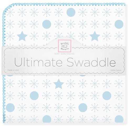 Ultimate Swaddle Blanket - Jax and Stars