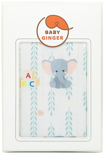 Changing Pad - Alphabet Elephants