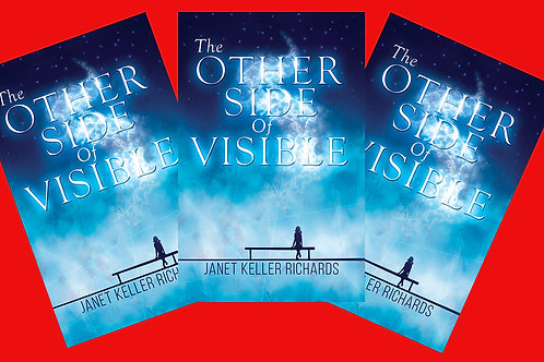 3 paperbacks - The Other Side Of Visible