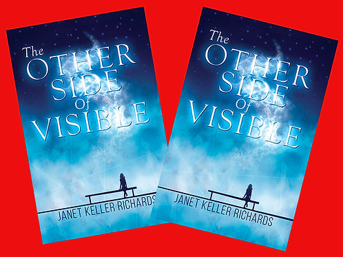 Two paperbacks-The Other Side Of Visible