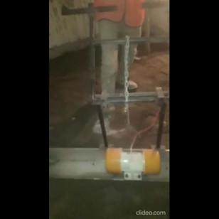 Cement Screeder Demo
