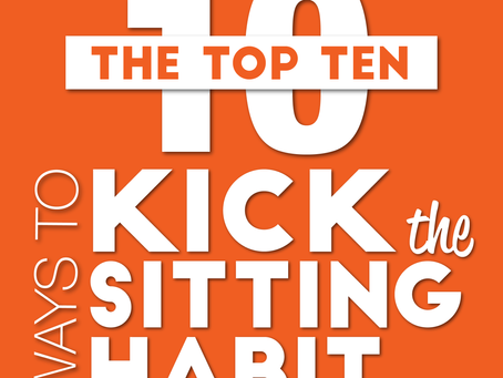 How to Survive Sedentary Work
