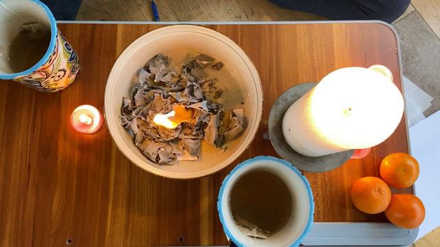 Intention Setting Ritual