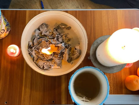 Intention Setting Ritual
