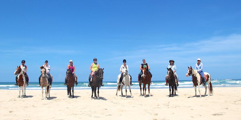 Balance in Motion: Yoga & Horseback Riding Retreat