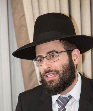Rabbi Avrohom Hecksher