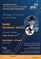 Rabbi Seltzer - Kehilla Shiur Flyer.jpg