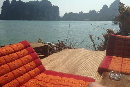 Raileh Beach Thailand
