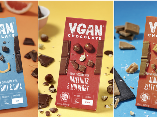 Vgan Chocolates featured by Fashion Snoops NYC
