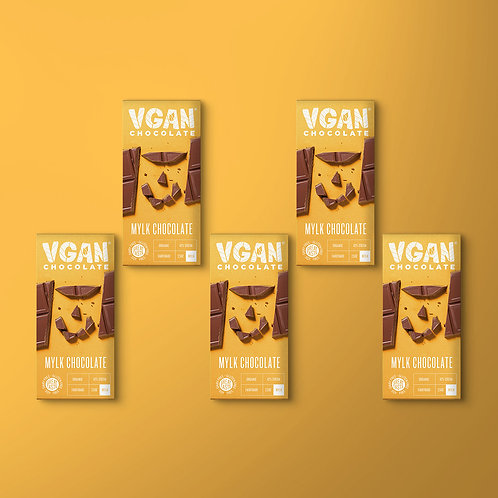 5 Pack | Vegan Mylk Chocolate