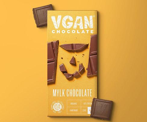 Vegan Mylk Chocolate