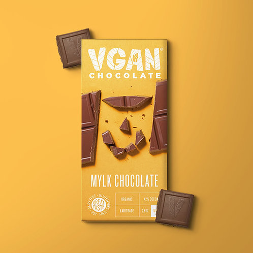 .Vegan Mylk Chocolate