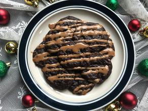 3-INGREDIENT CHOCOLATE BANANA COOKIES