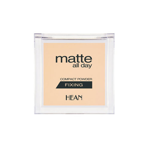 Matte All Day compact powder